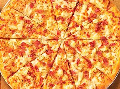 pizza-bacon